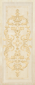 Palladio beige decor 01 250х600